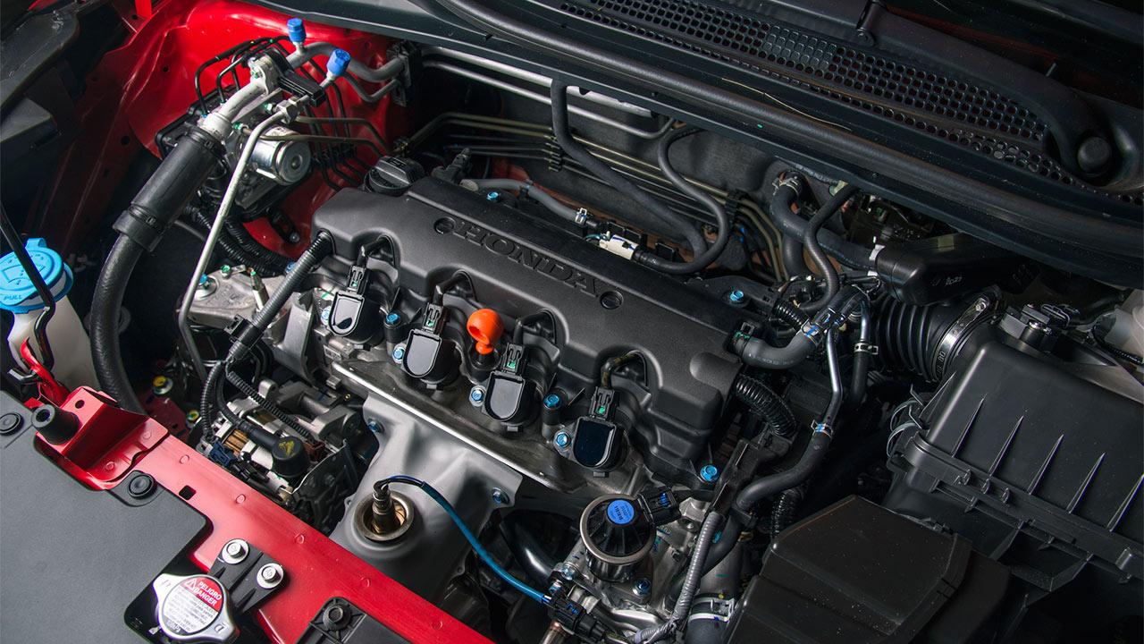 Honda-HR-V-motor