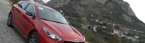 Kia Forte GT hatchback: El primer heredero