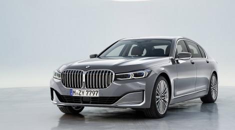 BMW: SERIE 7 UNA NUEVA ERA EN DISEÑO Y PRESTACIONES