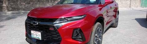 Chevrolet Blazer RS 2019: Ya hacía falta un poco de cafeína para la marca.