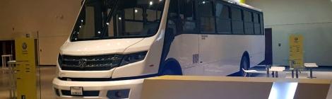 MAN Truck & Bus México: Volksbus 8.160 OD Minibus