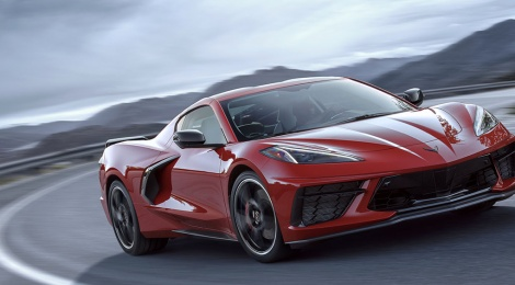 CORVETTE: STINGRAY 2020 CON EL PRIMER MOTOR CENTRAL
