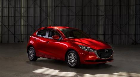Así será el Mazda2 en el 2020