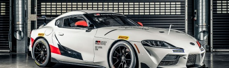 TOYOTA GAZOO RACING: Supra GR GT4 a la venta en 2020