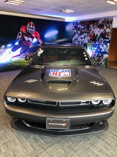"""Dodge y Ram son el """"Auto Oficial"""" y la """"Pickup Oficial"""" de la NFL para la temporada 2019_4"""