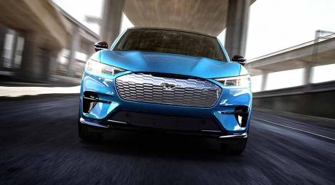 Ford Mustang Expande Su Familia: Mustang Mach-E, potencia, estilo y libertad para La Nueva Generación