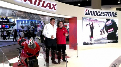 BRIDGESTONE presenta cinco nuevos modelos de neumáticos para moto en México