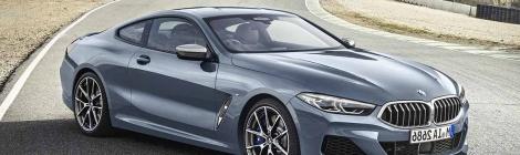 """BMW Serie 8 Coupé es elegido como el """"Coche de lujo del año"""" por Women's World Car of the Year, evento liderado por la voz de reconocidas mujeres"""