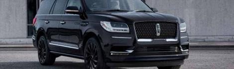 La nueva Lincoln Navigator llega a México en versión monocromática y con tecnología avanzada