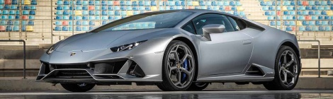 Automobili Lamborghini incorpora Alexa en su gama Huracán EVO en 2020