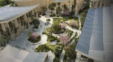TOYOTA para construir el prototipo ciudad del FUTURO