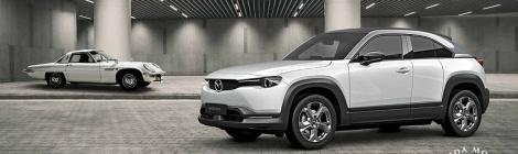 Mazda cumple un siglo rompiendo con lo establecido