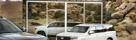 Cadillac Escalade 2021 eleva lo extraordinario
