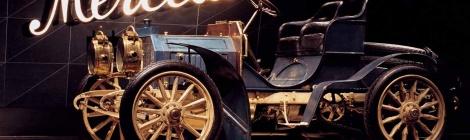 Aniversario de la marca: 120 años de Mercedes - la chica y la marca