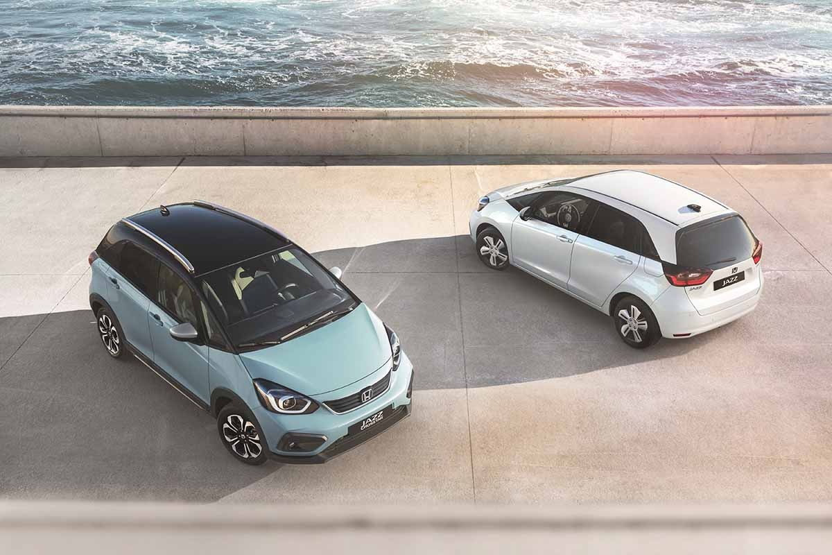 ALL-NEW HONDA JAZZ DELIVERS POWERFUL HYBRID PERFORMANCE AND ADVA
