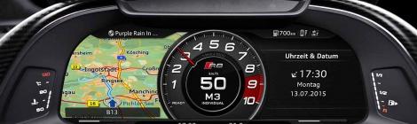 La evolución de los sistemas de control en Audi: de instrumentos analógicos a la digitalización
