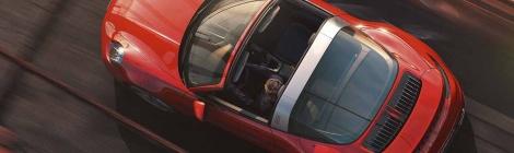 El icónico auto estará disponible en México a partir del tercer trimestre de este año. Nuevo Porsche 911 Targa: elegante, extravagante y único