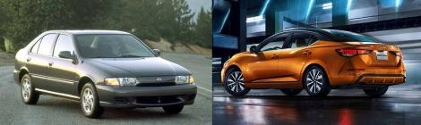Nissan Sentra: 25 años de conexión con los mexicanos