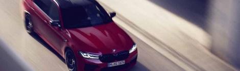 Los nuevos BMW M5 y BMW M5 Competition