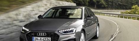 El renovado Audi A4 llega al mercado mexicano con una apariencia más deportiva