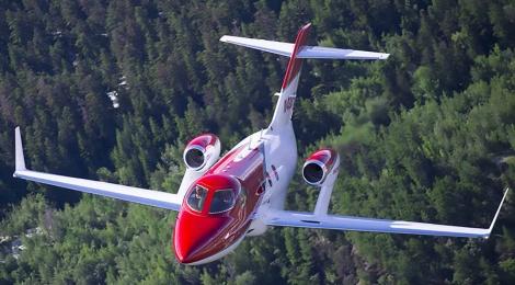 De boceto al jet ligero más rápido del mundo, la historia de HondaJet