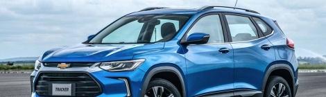 La nueva Chevrolet Tracker 2021 ya está aquí, desde Brasil