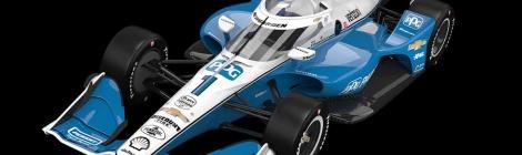 Así es el parabrisas que protegerá a los pilotos en la Indy 500