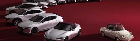 Mazda lanza la edición especial 100 Aniversario