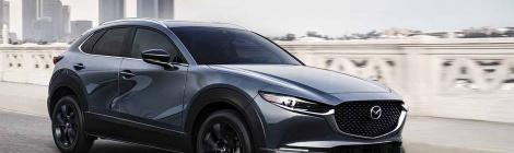 Mazda CX-30 Turbo: ¡Ya viene!