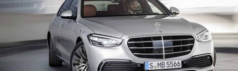 Mercedes-Benz: La nueva Clase S a fondo (Primera parte)