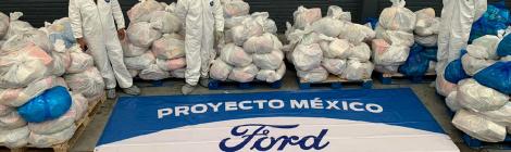 FORD: Proyecto México