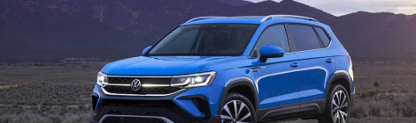 Volkswagen Taos: de México para el Mundo
