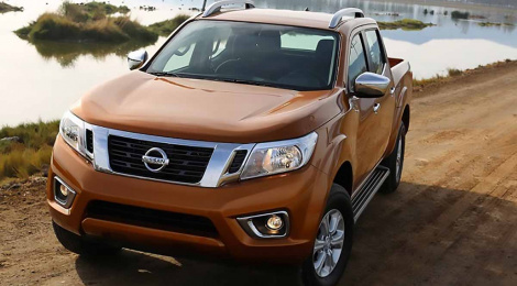 """Nissan NP300 