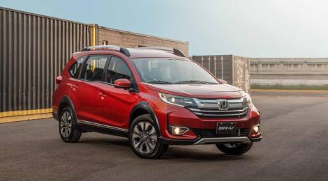 Ya llegó: Honda BR-V 2021