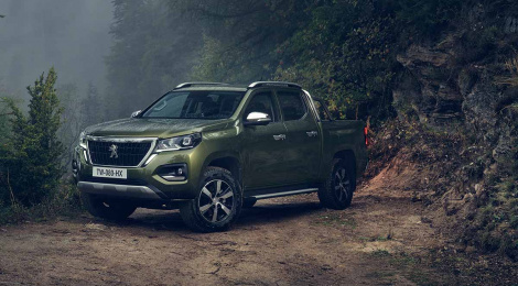 Peugeot Landtrek: Va con todo