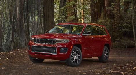 Jeep Grand Cherokee L: La gran jefa es ahora más grande
