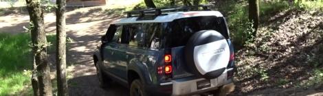 Nuestra Breve Xperiencia con Land Rover Defender...