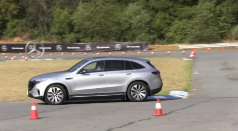 Mercedes-Benz EQC: Primer Contacto