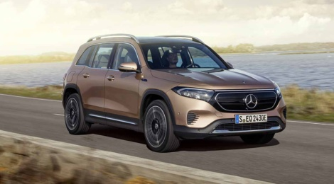 Mercedes-Benz EQB: El eléctrico que confirma la tendencia