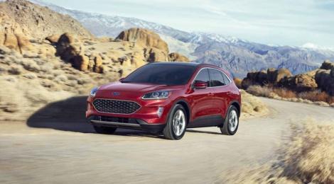 Ford Escape 2021: Ya en México