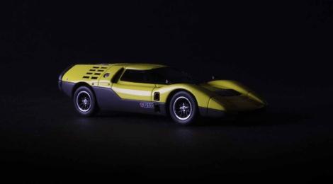 Mazda RX500   el concepto que inspiró un coche de juguete para los niños de los 70
