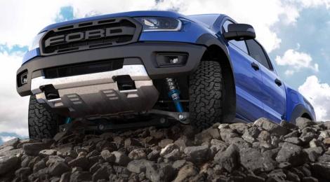 Ford Ranger Raptor 2021: la bestia del desierto en tamaño mediano