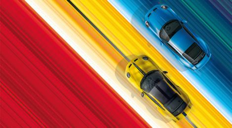 911 GT3: DIRECTO DE LA COMPETICIÓN A LA PRODUCCIÓN EN SERIE