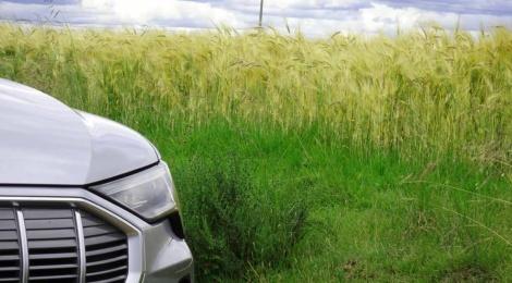 Un Audi eléctrico que no escatima en experiencia al volante.