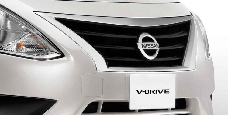 Nissan V-Drive 2022: el equipamiento que le faltaba