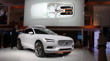 Detroit: Volvo gana premios con su concepto.