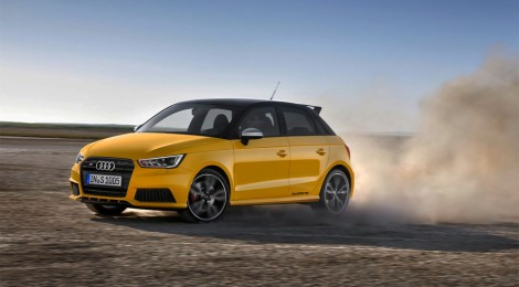 Audi presenta el S1 y S1 Sporback