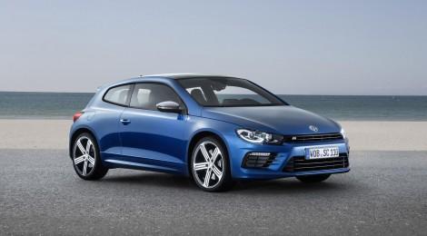 El nuevo VW Scirocco