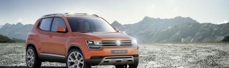 Volkswagen Taigun: Más cerca al modelo de producción