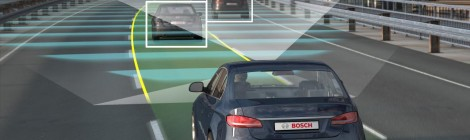 Bosch: Así será el futuro de automóvil, con internet.